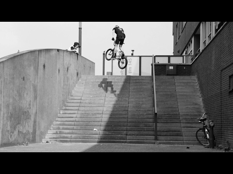 BMX - EMILE BOUWMAN IS A SAVAGE! (видео)