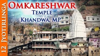 Khandwa India  City new picture : 12 Jyotirlinga Darshan | Omkareshwar Temple - Khandwa, MP | Divine India