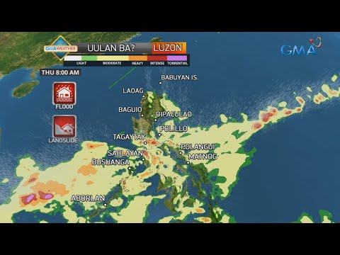 UB: Weather update as of 6:15 a.m. (Dec. 31, 2020)
