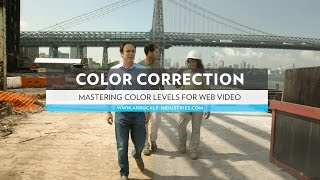 THE IMPORTANCE OF COLOR CORRECTION