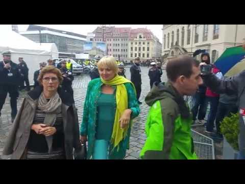 Dresden: Tag der Deutschen Einheit Dresden 2016 / Claud ...