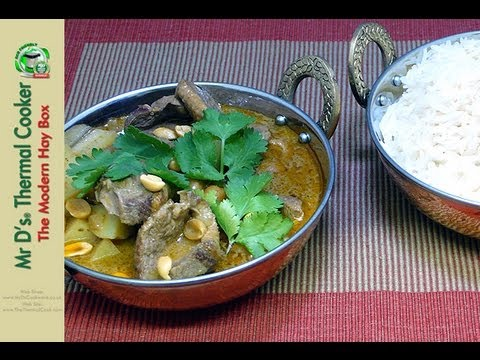 Thailand Recipe: How to Make Famous Thai Massaman Duck Curry