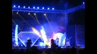 Neha Bhasin - Tera Mera Live Performance at Google Family Day - Hyderabad @Golconda Resorts and Spa. 15th December ...