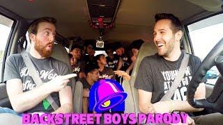 Video Backstreet Boys - Taco Bell Parody download in MP3, 3GP, MP4, WEBM, AVI, FLV Mei 2017