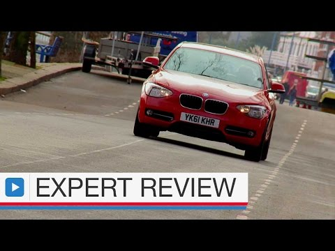 BMW 1 Series hatchback expert car review
