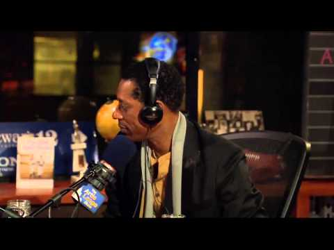 The Artie Lange Show - Orlando Jones (Part #1) - In The Studio