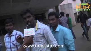 Kayal Team at AVM Rajeswari Theatre