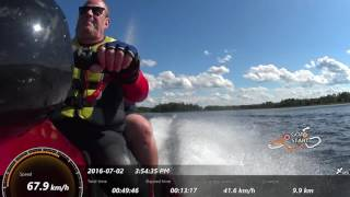 10. Yamaha VXR Waverunner Ride 2016-07-02 Bryan Harvey Anchor Bay