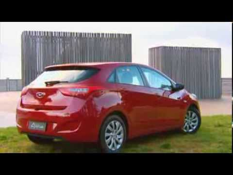 2013 Australia's Best Cars – Best Small Car under $35k – Hyundai i30 Active – test and review