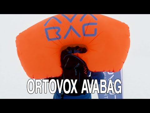 Review Ortovox Avabag. Mochila de rescate con airbag