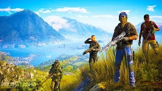This is 10 EPIC Upcoming Open World Games. Do you have any interest in these games? Comment below whether or not you agree or disagree with the list! Thank you for watching.10 - Ghost Recon Wildlands9 - Watch Dogs 28 - Agents of Mayhem7 - Escape from Tarkov6 - Scalebound5 - Mafia 34 - Days Gone3 - Spiderman PS42 - Horizon Zero Dawn1 - Final Fantasy 15