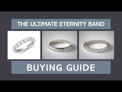The Ultimate Eternity Band Buying Guide