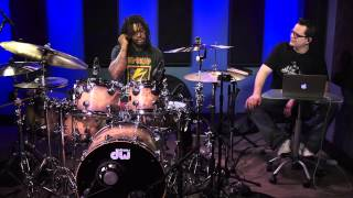 Thomas Pridgen - Applying Rudiments To The Drum-Set (FULL DRUM LESSON)