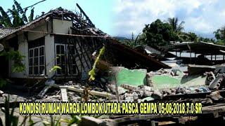 Video Kondisi rumah warga lombok utara  pasca gempa berkekuatan 7.0 SR || 5 agustus 2018 MP3, 3GP, MP4, WEBM, AVI, FLV Agustus 2018