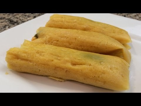 Healthy Cheese Tamales, vegetarian, super easy, delicious and healthy