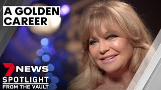 Video Goldie Hawn | Putting family before her career | Sunday Night MP3, 3GP, MP4, WEBM, AVI, FLV Desember 2018