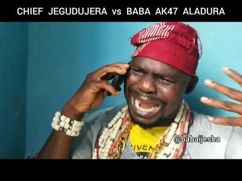 Chief JEGUDUJERA vs LAZY YOUTH How true is this?  #endbadgovernance