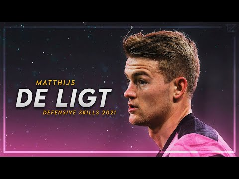 Matthijs de Ligt 2021 ▬ Insane Defensive Skills & Goals | HD