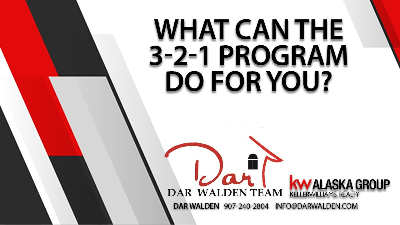 Looking to Buy Your First Home? Check Out The 3-2-1 Loan Program