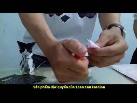Áo thun origami và cách phân biệt vải cotton 100% - Toan Cau Fashion