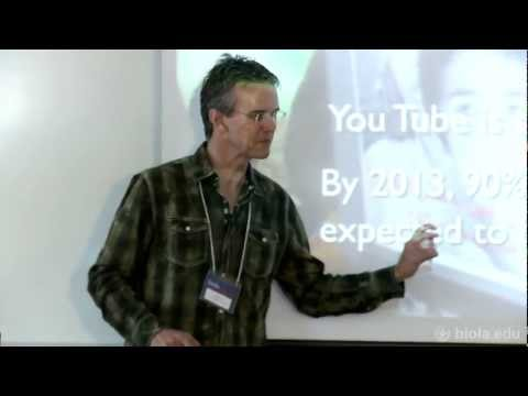 Clyde Taber: Der Visual Digital Age - Biola Digitale Ministerium Conference