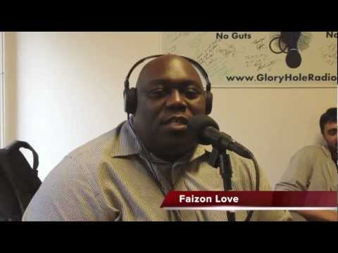 Faizon Love Invades The Glory Hole