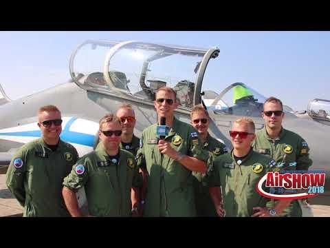 Midnight Hawks zapraszają na AIR SHOW 2018