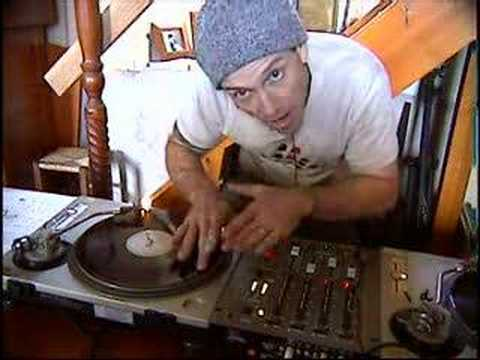 scratching - http://www.djtutor.com/scratchbasics The first move in scratching/editing sounds on record dx, cd dx. Fr hundreds more DJ tutorial vieos like this go to djtu...