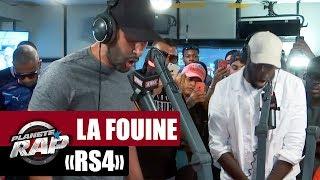 """La Fouine """"RS4"""" #PlanèteRap"""