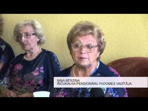 Inčukalna seniori ne tikai sporto un muzicē, bet arī palīdz novada trūkumcietējiem