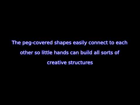 Video YouTube video advertisement on the Playskool Farm Mini Bucket