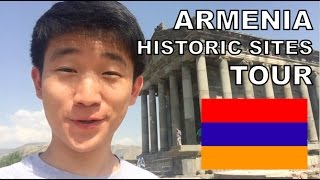 Armenia travel and tourism guide for Etchmiadzin (Vaghashapat), Temple of Garni, Geghard, Saint Hripsime Church, and Zvartnots Cathedral!  I am a Harvard student who lived and interned in Armenia this past summer, and I thought it would be great to share this beautiful country's historic and cultural sites to more people. Facebook: https://www.facebook.com/MichaelHeLinfeiInstagram: https://www.instagram.com/michaelhelinfei/Twitter: https://twitter.com/michaelhelinfeiThank you to my friends at the Central Bank of Armenia who introduced me to the sites shown in the video!Music:Suonatore di Liuto Kevin MacLeod (incompetech.com) Licensed under Creative Commons: By Attribution 3.0http://creativecommons.org/licenses/by/3.0/Savannah Sketch Kevin MacLeod (incompetech.com) Licensed under Creative Commons: By Attribution 3.0http://creativecommons.org/licenses/by/3.0/Arid Foothills Kevin MacLeod (incompetech.com) Licensed under Creative Commons: By Attribution 3.0http://creativecommons.org/licenses/by/3.0/Teller of the Tales Kevin MacLeod (incompetech.com) Licensed under Creative Commons: By Attribution 3.0http://creativecommons.org/licenses/by/3.0/Sancho Panza gets a Latte Kevin MacLeod (incompetech.com) Licensed under Creative Commons: By Attribution 3.0http://creativecommons.org/licenses/by/3.0/Dream Culture Kevin MacLeod (incompetech.com) Licensed under Creative Commons: By Attribution 3.0http://creativecommons.org/licenses/by/3.0/