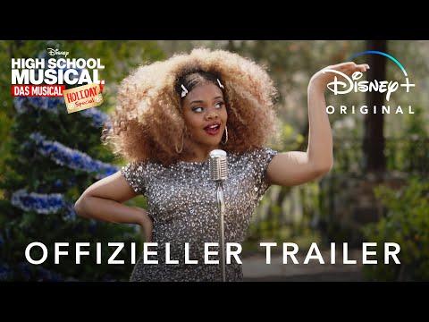HIGH SCHOOL MUSICAL: DAS MUSICAL: HOLIDAY SPECIAL - Offizieller Trailer (deutsch/german) | Disney HD