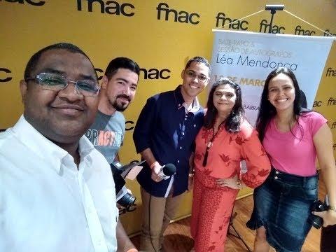 Lançamento do Livro Mel ou Ferrão Pra. Léa Mendonça