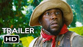 Nonton Jumanji 2: Welcome to the Jungle International Trailer #1 (2017) Dwayne Johnson, Kevin Hart Movie HD Film Subtitle Indonesia Streaming Movie Download
