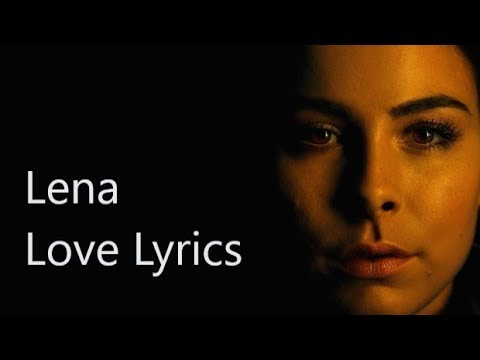 lena love lyrics