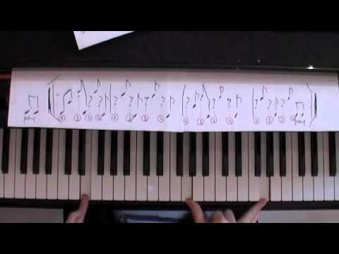 Salsa Piano Montuno Lesson#2