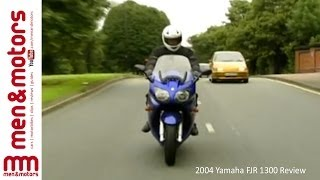 4. 2004 Yamaha FJR 1300 Review