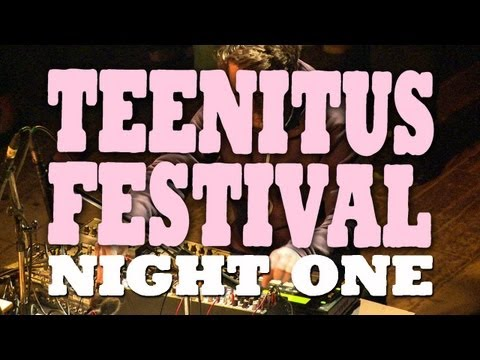 Network Awesome - Tue, Sep 3 NA goes to the Teenitus Fest 3, 17, 24 of Sept. Plus a bunch of WINNERS!