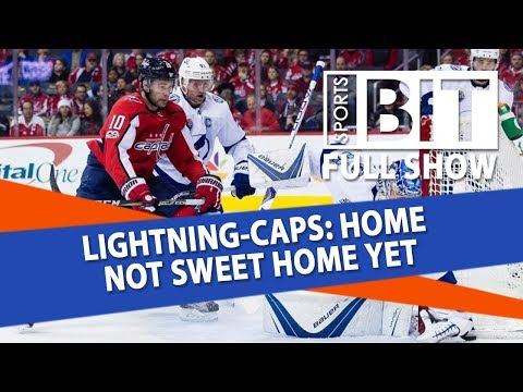 Lightning-Caps Game 4 & 2018 Patriots Preview | Sports BIT | Thursday, May 17