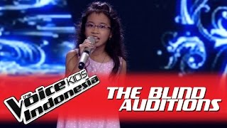 "Video Dhatu ""As Long As You Love Me"" I The Blind Auditions I The Voice Kids Indonesia GlobalTV 2016 MP3, 3GP, MP4, WEBM, AVI, FLV Agustus 2018"