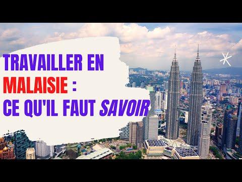 TRAVAILLER EN MALAISIE : CE QU'IL FAUT SAVOIR (PT. 1)
