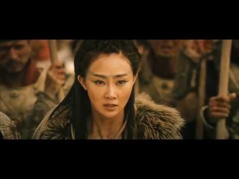 Dragon Blade  : Final Battle  - Jackie Chan vs Adrien Brody