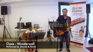 Guitar Emerge - Student Performance 26 Nov 2016 (Part 3)