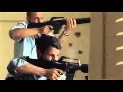 House of Saddam Episode 4 Uday AND Qusay Fight Scene