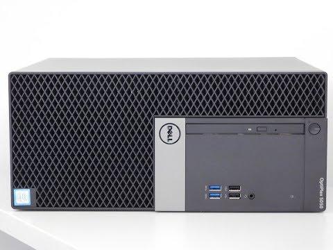 Dell Optiplex 5050 desktop PC Intel® Core™ i7-7700 inside and out - IT show