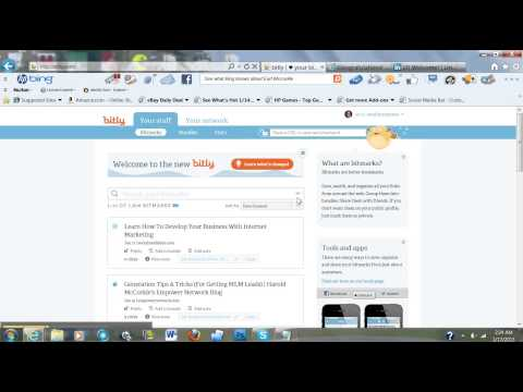 How To Use Social Media Bar, AND track YOUR result's Pt3