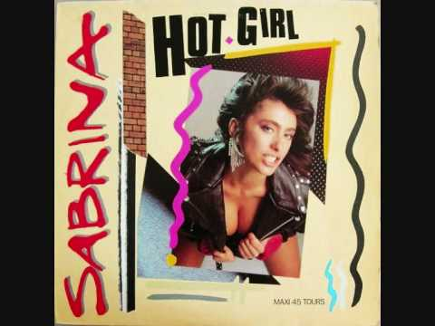 SABRINA - Hot girl (Extended)