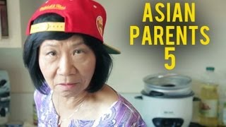 THINGS ASIAN PARENTS DO #5 | Fung Bros