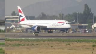 British Airways Boeing 787-9 Dreamliner G-ZBKD BA251 From LHR